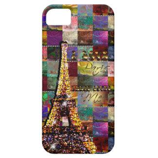 I Love Paris - iPhone 5 Case