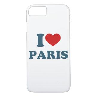 I Love Paris iPhone 7 Case
