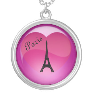 I Love Paris Necklace