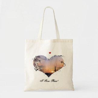 I Love Paris! Tote Bag