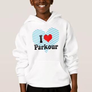 I love Parkour