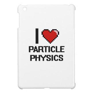 I Love Particle Physics Digital Design iPad Mini Cases