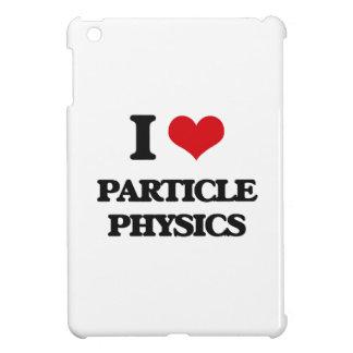 I Love Particle Physics iPad Mini Cover