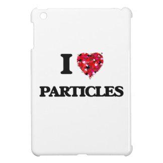 I Love Particles iPad Mini Cases