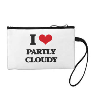 I love Partly Cloudy Coin Wallet