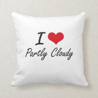 I love Partly Cloudy Cushion