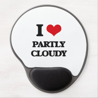 I love Partly Cloudy Gel Mouse Mats
