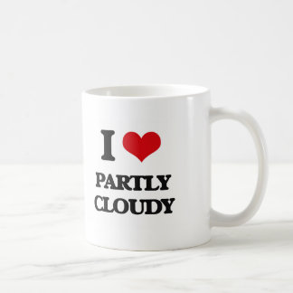 I love Partly Cloudy Mugs