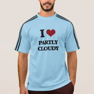 I love Partly Cloudy Tees