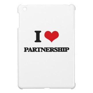 I Love Partnership Case For The iPad Mini