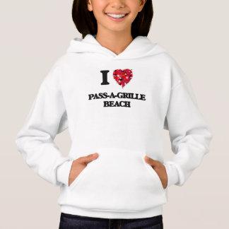 I love Pass-A-Grille Beach Florida