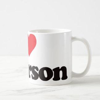 I Love Paterson Coffee Mug