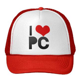 I Love PC Cap