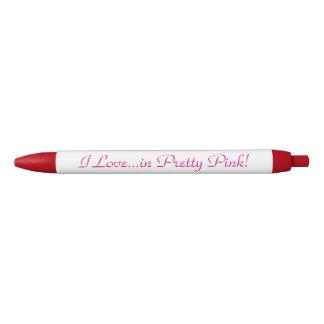 I Love... Pen