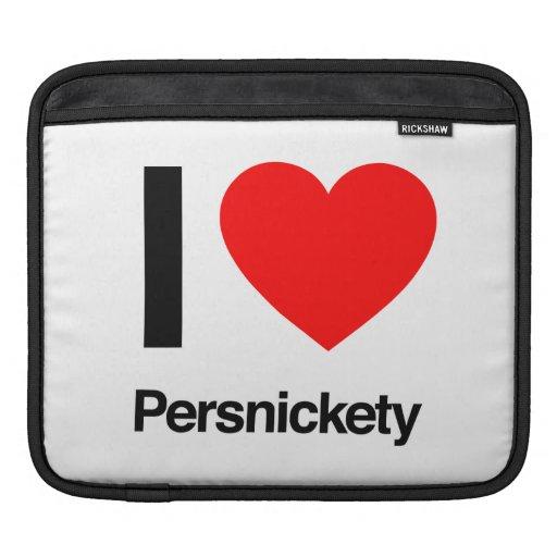 i love persnickety iPad sleeves