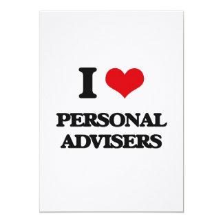 I love Personal Advisers Personalized Invitations