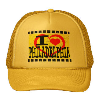 I love Philadelphia    - Hat