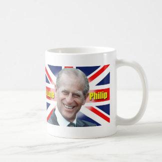 I Love Philip Basic White Mug