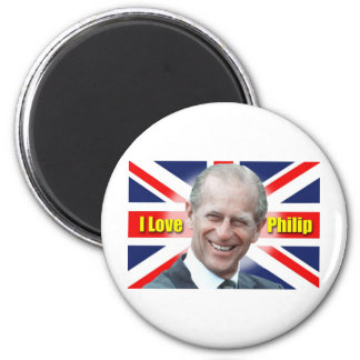 I Love Philip Magnets