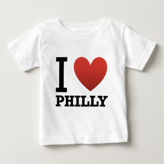 I Love Philly Baby T-Shirt