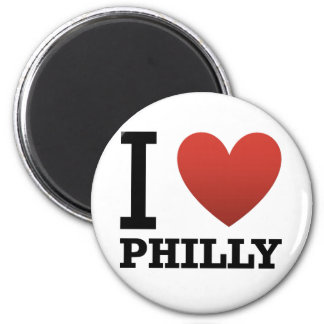 i-love-philly magnet