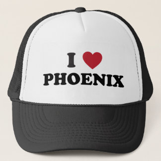 I Love Phoenix Trucker Hat