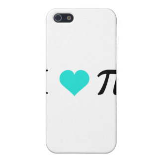 I Love Pi Case For iPhone 5
