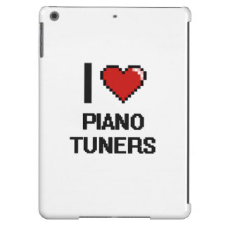 I love Piano Tuners iPad Air Case