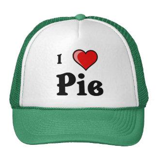 I Love Pie Cap