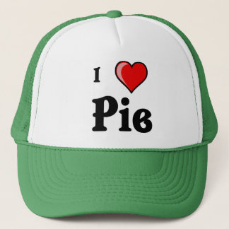 I Love Pie Trucker Hat