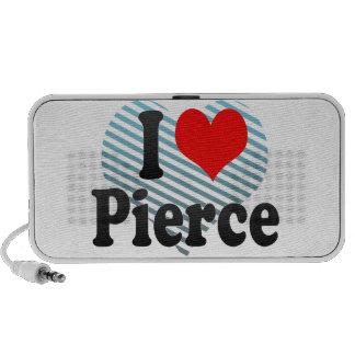 I love Pierce Laptop Speaker