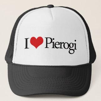 I love Pierogi Trucker Hat