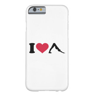I love Pilates Barely There iPhone 6 Case