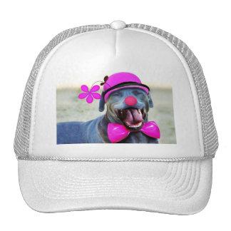 I Love Pink! Trucker Hat