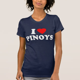 I Love Pinoys T-Shirt