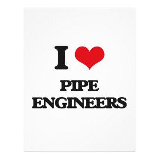 I love Pipe Engineers Custom Flyer