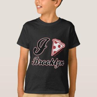 I Love Pizza Brooklyn T-Shirt