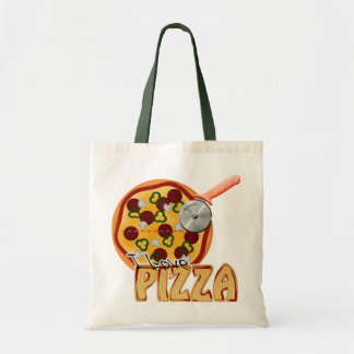 I Love Pizza - Budget Tote