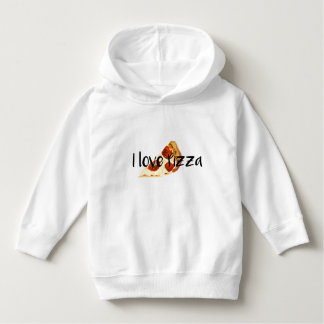 I love Pizza Hoodie