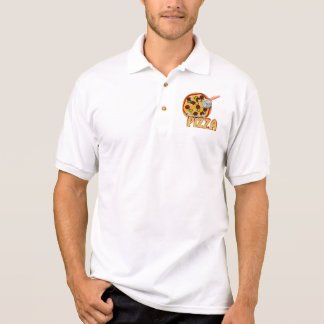 I Love Pizza -  Polo Shirt