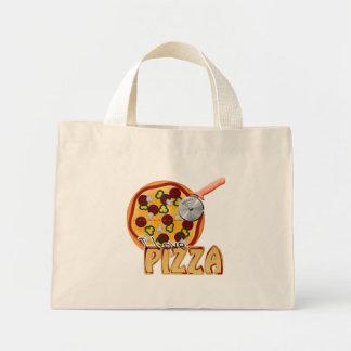 I Love Pizza - Tiny Tote