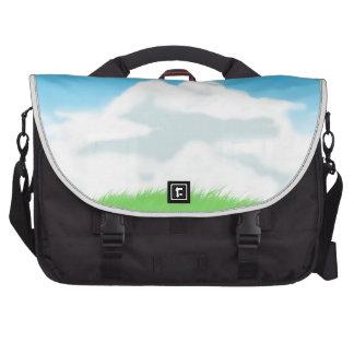 I Love Plains Laptop Computer Bag