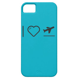 I Love Plane Takeoffs iPhone 5 Cases