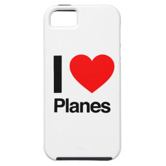 i love planes iPhone 5/5S cases