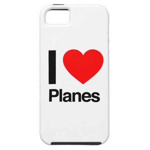 i love planes case for iPhone 5/5S