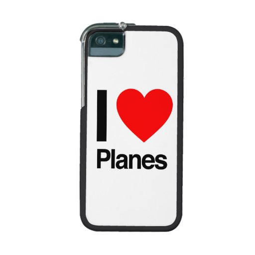i love planes case for iPhone 5
