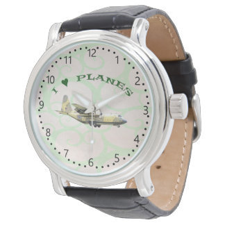 I Love Planes - Hercules Aircraft Watch
