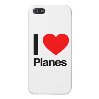 i love planes cover for iPhone 5