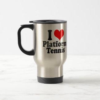 I love Platform Tennis Mug