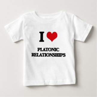 I Love Platonic Relationships T-shirts